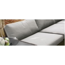 4 Seasons Outdoor Aspen loungeset - polyloom titanium
