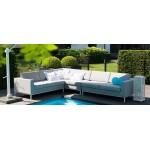 4 Seasons Outdoor Cayman loungeset - grey - serie I